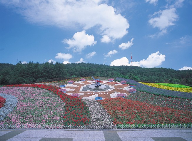 「花風景」ハナックと花ロード