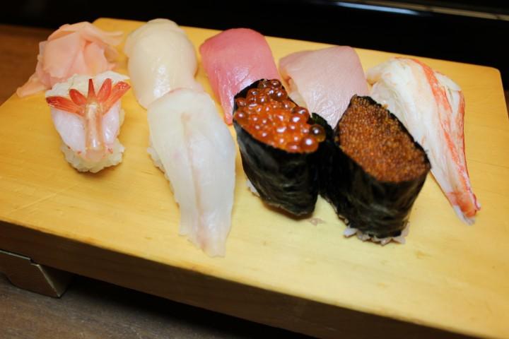 寿司の天清(すしのてんせい)